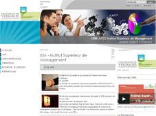 Site internet de l'ISM
