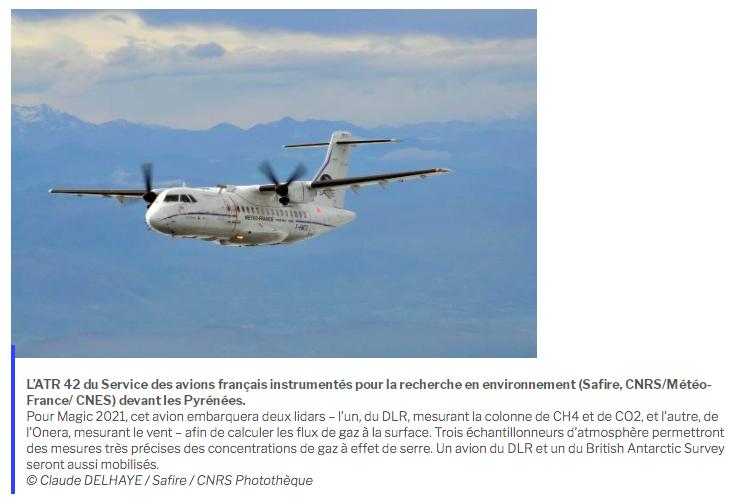 ATR42 Magic 2021