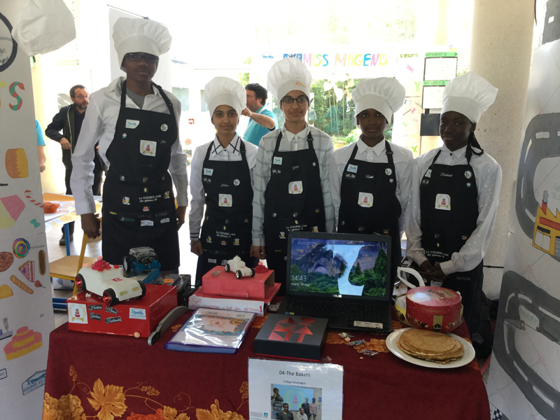 Equipe Bakers