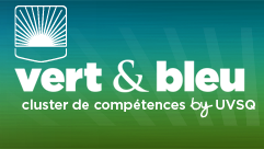 Vert & bleu, cluster de comp�tences by UVSQ