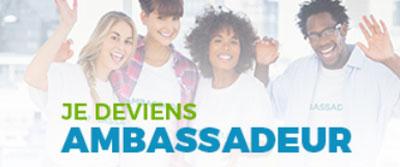 Devenir ambassadeur de la Fondation UVSQ