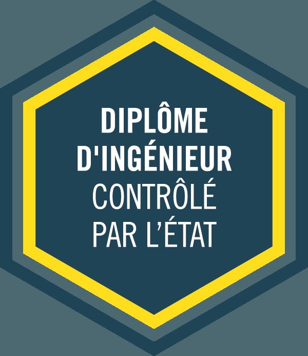 label d'état