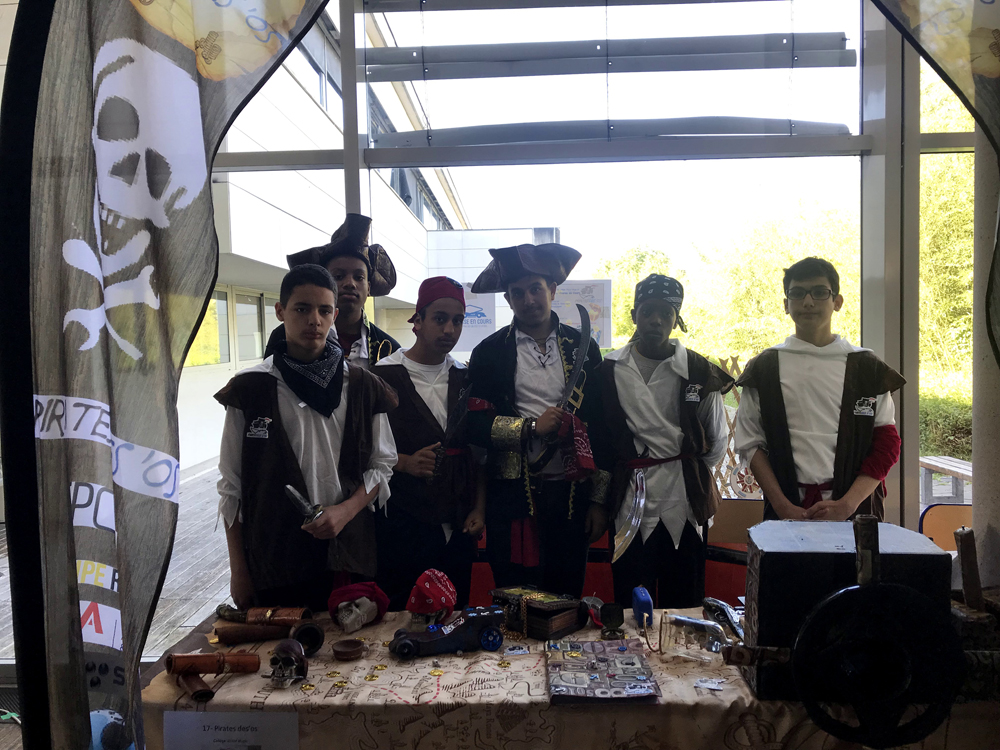 Pirates des'Os