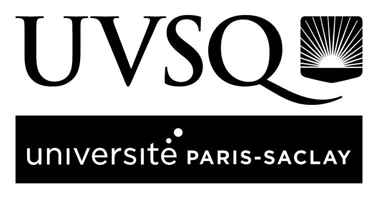 Logo UVSQ 2020 noir