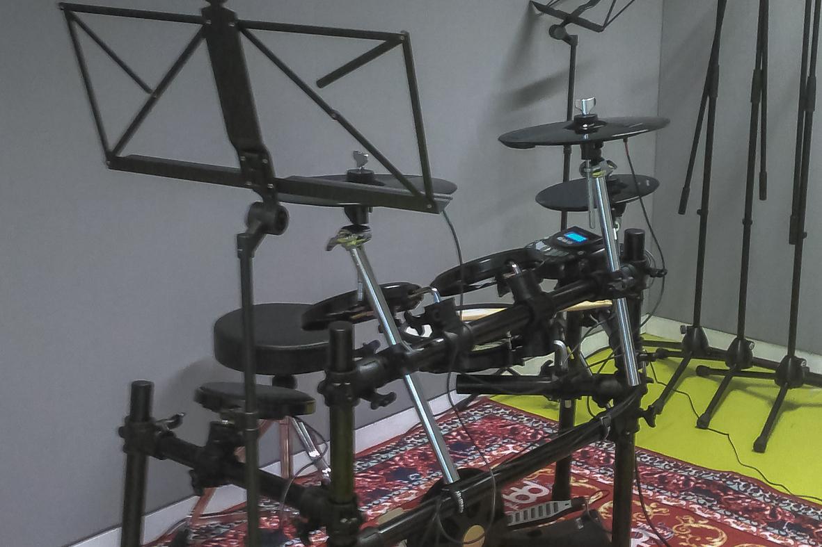 MDE - salle de répétition