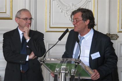 Guillaume Devauchelle et Antoine Mullende